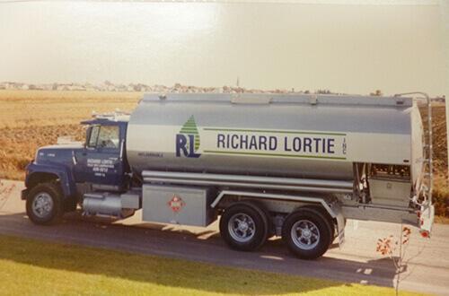 Camion Richard Lortie